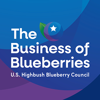 The Business of Blueberries Podcast Logo